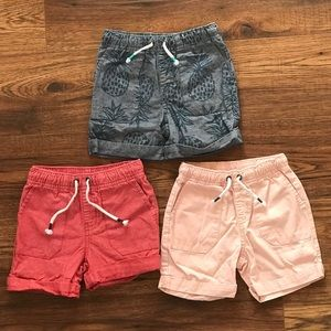 Cat and Jack Twill Shorts • Toddler • 18 months •